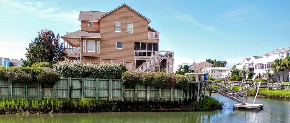 Ocean Club Estates - Sunset Beach Communities - Homes For