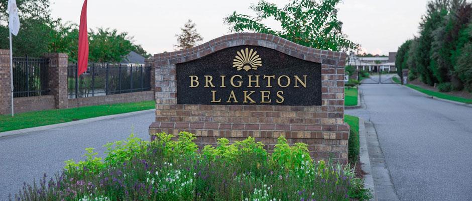 Brighton Lakes Carolina Forest Neighborhood In Myrtle